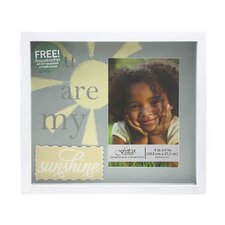 Expressions Gilly Sunshine Expressions Shadowbox Picture Frame