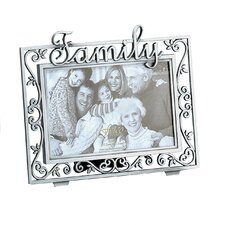 Expressions Family Picture Frame