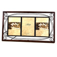 Tuscan Collington Triple Picture Frame