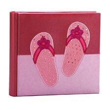 Heidi Sparkle Flip Flops Picture Album