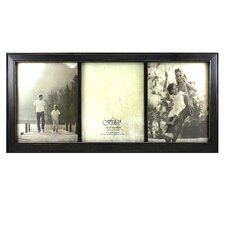 <strong>Fetco Home Decor</strong> Fashion Woods Longwood Rustic Photo Frame