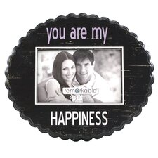 Expressions You Are My Happiness Photo Frame
