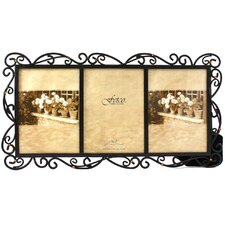 Geneva Triple Tuscan Photo Frame