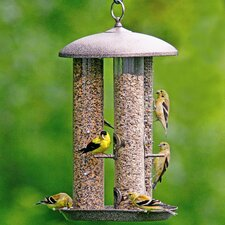 Stokes Triple Tube Bird Feeder