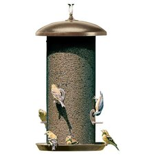 Stokes Giant Combo Tube Bird Feeder