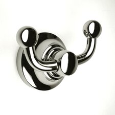 <strong>Hamilton Sinkler</strong> Bath Suites Dual Robe Hook