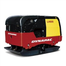 "<strong>Dynapac</strong> Radio Remote Controlled 38"" x 41"" Forward & Reversible Soil Plate Compactor w/ Hatz 1D90V 15.6 HP Electric Start Diesel Engine"
