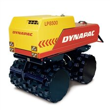 "<strong>Dynapac</strong> 24"" - 33"" Remote-Controlled Trench Roller w/ Hatz 2G40 17.8 HP Electric Start Diesel Engine"