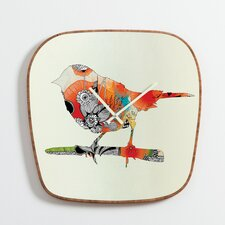 Iveta Abolina Little Bird Clock