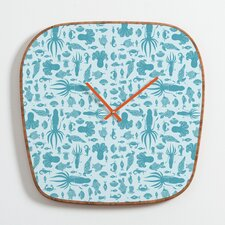Jennifer Denty Sea Creatures Clock