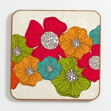 <strong>DENY Designs</strong> Valentina Ramos Flowers Wall Art