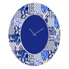 Aimee St. Hill A Mood Wall Clock