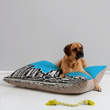 <strong>DENY Designs</strong> Bird Ave Chicago Pet Bed