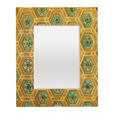 Happee Monkee Honeycomb Rectangular Mirror