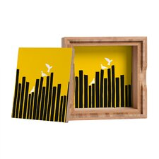Budi Kwan On The Fence Yellow Jewelry Box