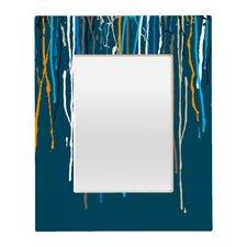 Geronimo Studio Drips Rectangular Mirror