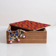 <strong>DENY Designs</strong> Wagner Campelo Tropic 4 Jewelry Box