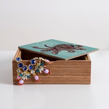 <strong>DENY Designs</strong> Valentina Ramos Octopus Bloom Jewelry Box