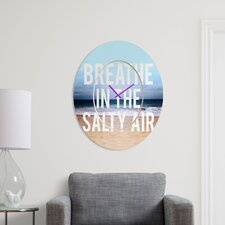 Leah Flores Breathe Clock