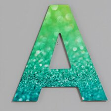 <strong>DENY Designs</strong> Lisa Argyropoulos Sea Breeze Decorative Letters