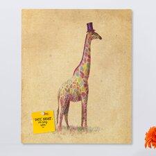 Terry Fan Fashionable Giraffe Rectangular Bulletin Board