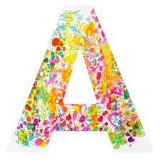 Stephanie Corfee Bubble Garden Decorative Letters