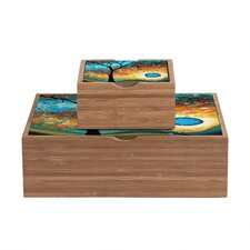 Madart Inc. Aqua Burn Storage Box