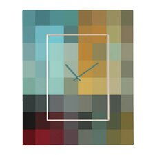 Madart Inc. Refreshing 2 Clock