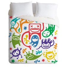 <strong>DENY Designs</strong> Andi Bird Misfits Duvet Cover Collection