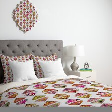 <strong>DENY Designs</strong> Bianca Green These Diamonds Are Forever Duvet Cover Collection