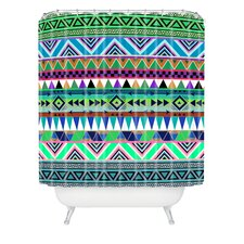 <strong>DENY Designs</strong> Bianca Woven Polyester Esodrevo Shower Curtain