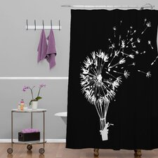 Budi Kwan Going Where the Wind Blows Shower Curtain