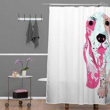 Casey Rogers Bassett Polyester Shower Curtain
