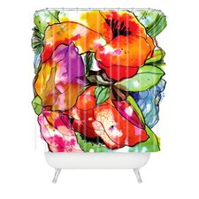 CayenaBlanca Big 2 Polyester Shower Curtain