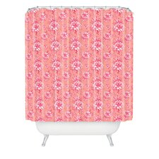<strong>DENY Designs</strong> Caroline Okun Polyester Artichoktica Shower Curtain