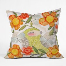 <strong>DENY Designs</strong> Cori Dantini Fine Comanions Woven Polyester Throw Pillow