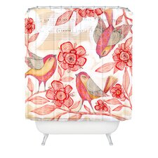 <strong>DENY Designs</strong> Cori Dantini Woven Polyester Sprinkling Sound Shower Curtain