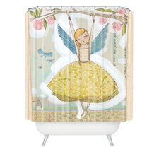 Cori Dantini Woven Polyester Make A Little Memory Shower Curtain