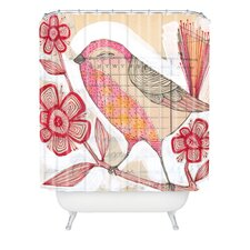 Cori Dantini Woven Polyester Wee Lass Shower Curtain