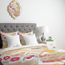 <strong>DENY Designs</strong> Cori Dantini The Secret To Happiness Duvet Cover Collection