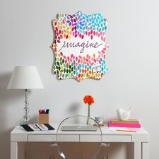 Garima Dhawan Imagine 1 Quatrefoil Magnet Board