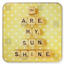 Happee Monkee You Are My Sunshine Jewelry Box Replacement Cover