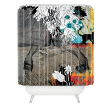 <strong>DENY Designs</strong> Iveta Abolina Polyester Stay Awhile Shower Curtain