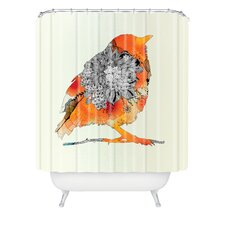 <strong>DENY Designs</strong> Iveta Abolina Polyester Bird Shower Curtain
