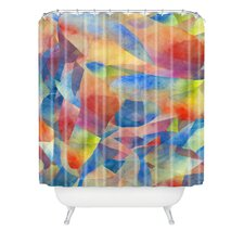 <strong>DENY Designs</strong> Jacqueline Maldonado Woven Polyester This Is What Your Missing Shower Curtain