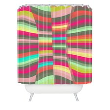 Jacqueline Maldonado Woven Polyester Spectacle Shower Curtain