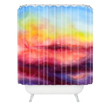 <strong>DENY Designs</strong> Jacqueline Maldonado Woven Polyester Kiss of Life Shower Curtain