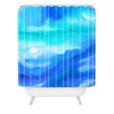 <strong>DENY Designs</strong> Jacqueline Maldonado Woven Polyester Rise 2 Shower Curtain