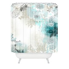 <strong>DENY Designs</strong> Iveta Abolina Polyester Seafoam Shower Curtain