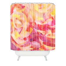 Jacqueline Maldonado Woven Polyester Concentric Shower Curtain